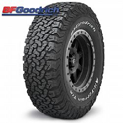BF Goodrich 255/70R16 All Terrain T/A KO2 120S (Εως 10-ατοκες δοσεις)