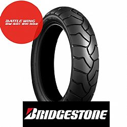 Bridgestone Battle Wing BW502 Rear 160/60/17 69W Εως 6-ατοκες δοσεις